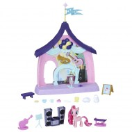 Set de joaca Pinkie Pie Beats and Treats Magical Classroom My Little Pony