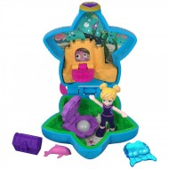 Set de joaca Polly Aquarium Compact Polly Pocket