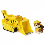 Set de joaca Rubble Transforming Bulldozer Patrula Catelusilor