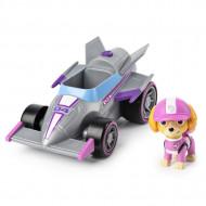Set de joaca Skye Race & Go Deluxe Vehicle Patrula Catelusilor Ready Race Rescue