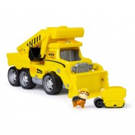 Set de joaca Ultimate Construction Truck Patrula Catelusilor Ultimate Rescue