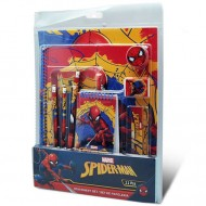 Set de papetarie Spiderman 11 bucati