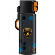 Sticla pentru apa Lamborghini gri inchis 475 ml