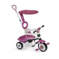 Tricicleta Plebani Pegaso roz