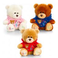 Urs de plus Pipp the Bear Keel Toys 14 cm - trei variante