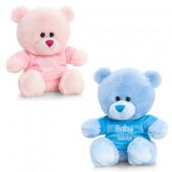 Ursulet de plus Baby Keel Toys 14 cm - doua variante