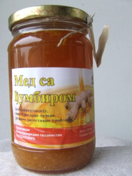 Slika Gastro med (Med i đumbir)