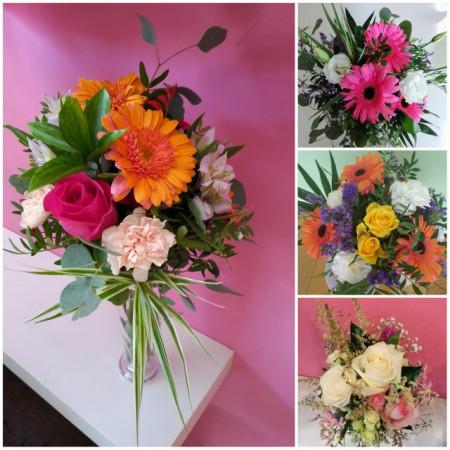 Bouquets Selection