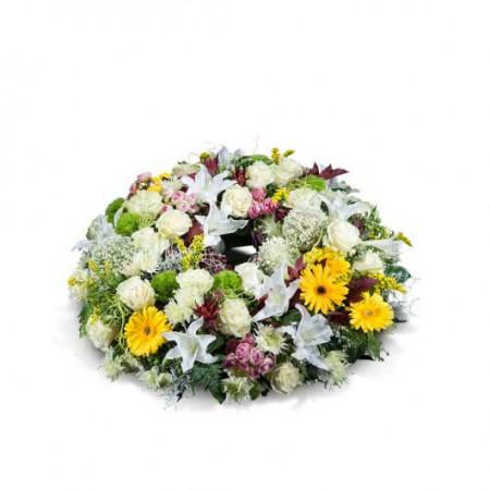 Coronas Fúnebres pequeñas