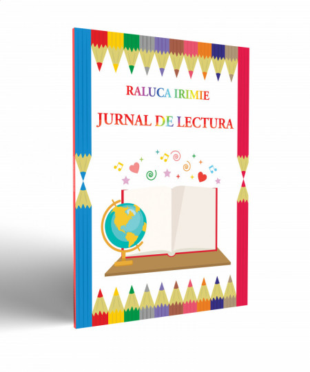 Jurnal de lectură - Raluca Irimie