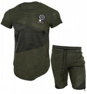 Compleu tricou + pantaloni scurti ZR98