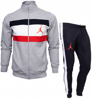 Trening bumbac slim fit M27