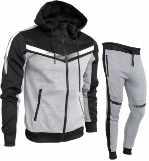 Trening barbat slim fit T18