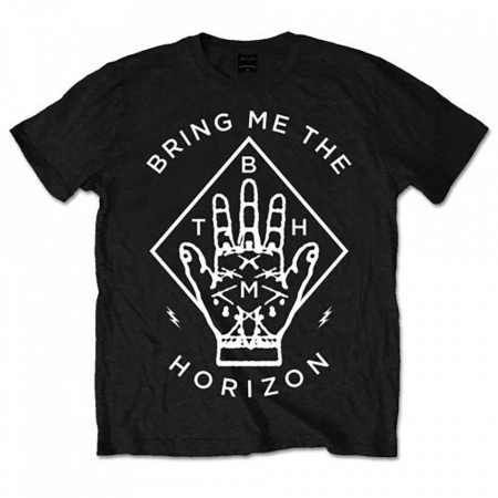 tricou unisex Bring Me The Horizon - Diamond Hand