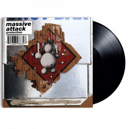 vinil Massive Attack - Protection