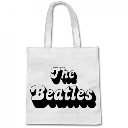 sacoșă The Beatles