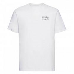 "tricou unisex ""am vorbit"""