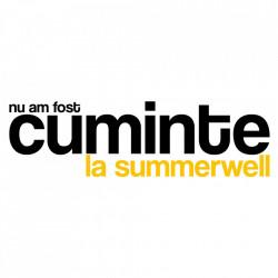 tricou unisex cuminte Tombabe & SummerWell collab. *ediție limitată