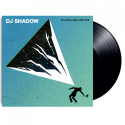 dublu vinil DJ Shadow - The Mountain Will Fall