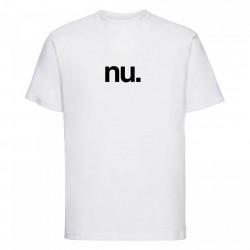 """tricou unisex """"nu."""""""
