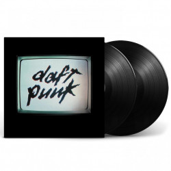 dublu vinil Daft Punk - Human After All