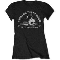 tricou de fete Bring Me The Horizon - Better off dead