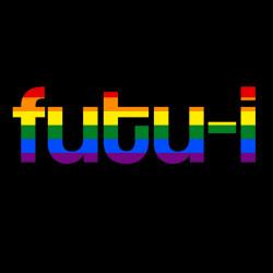 """tricou unisex """"futu-i"""" curcubeu *ediție limitată"""