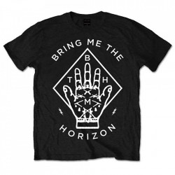 tricou unisex Bring Me The Horizon - Diamond Hand