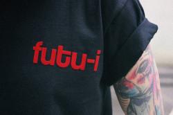 """tricou unisex """"futu-i"""" catifea *ediție limitată"""