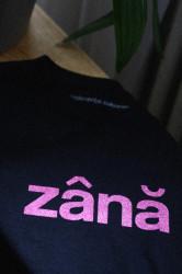 """tricou unisex """"zână"""" sclipici roz *ediție limitată"""