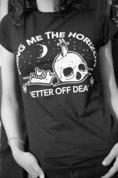 tricou de fete Bring Me The Horizon - Better off dead