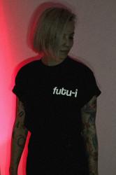 """tricou unisex """"futu-i"""" reflectorizant *EDIȚIE LIMITATĂ"""