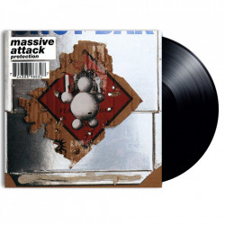 vinil Massive Attack - Protection