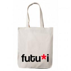 """sacoșă premium cu bretele lungi """"futu-i"""""""