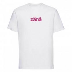 """tricou unisex sclipici fuchsia """"zână"""" *ediție limitată"""