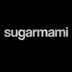 """tricou unisex """"sugarmami"""" sclipici *ediție limitată"""