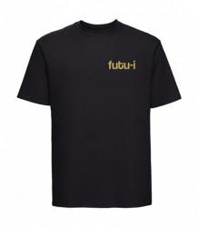 "tricou unisex ""futu-i"" auriu *EDIȚIE LIMITATĂ"