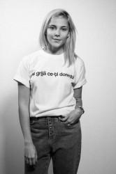 """tricou unisex """"ai grijă ce-ți dorești"""""""