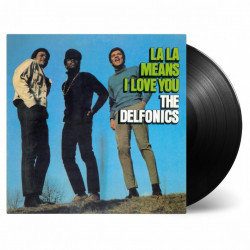 vinil The Delfonics - LaLa means I love you