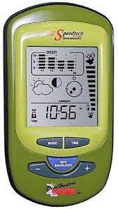 Statie meteo portabila DeerHunter's Edge cu prognozator de vanatoare si alarma