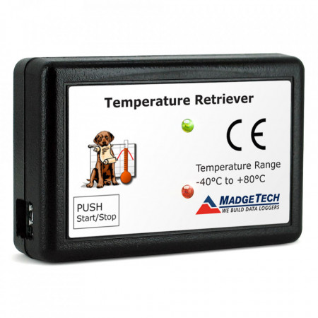 Inregistrator de temperatura TempRetriever