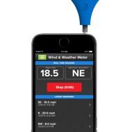 Anemometru WeatherFlow pentru telefon smartphone