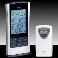Statie meteo elvetiana Irox cu senzor wireless de temperatura si prognoza