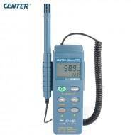 Termometru umiditmetru industrial cu inregistrator de date si sonda detasabila Center 313