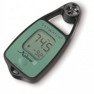 Anemometru portabil cu termometru Skywatch Xplorer 2