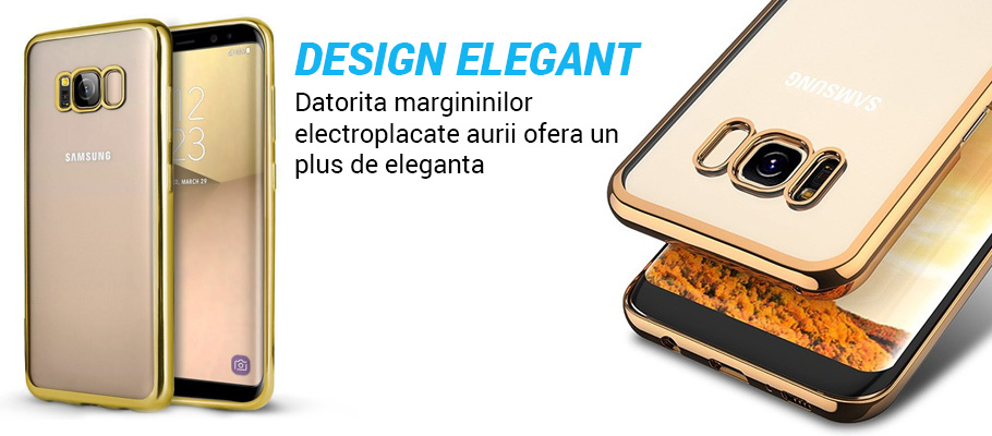 S8 Electroplated