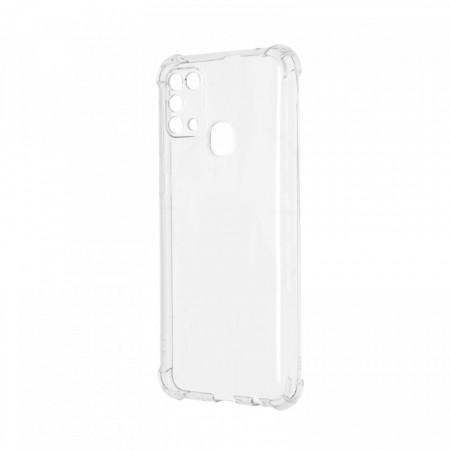 Husa Samsung Galaxy M31 Spate din Silicon - Transparent