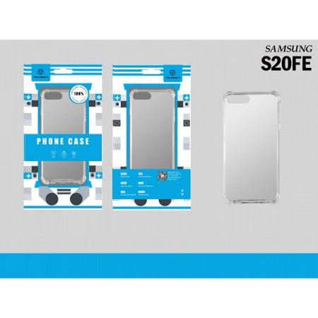 Husa Samsung S20Fe Transperant Anti-Shock Silicone, PMFSSAMSUNGS20FE3