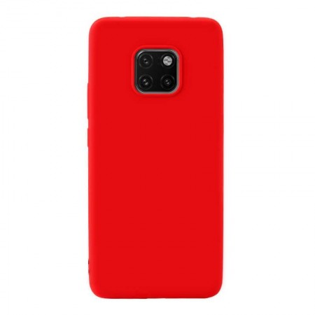 Husa Huawei Mate 20 PRO Rosie din Silicon Premium Ultra Soft