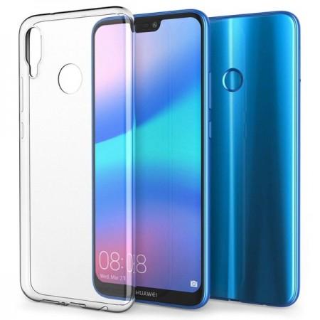 Husa Huawei P20 LITE Spate Din Silicon Transparenta